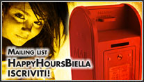 Mailing List Happy Hours Biella