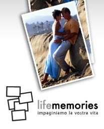 lifememories: le tue foto raccolte in splendidi poster di stoffa